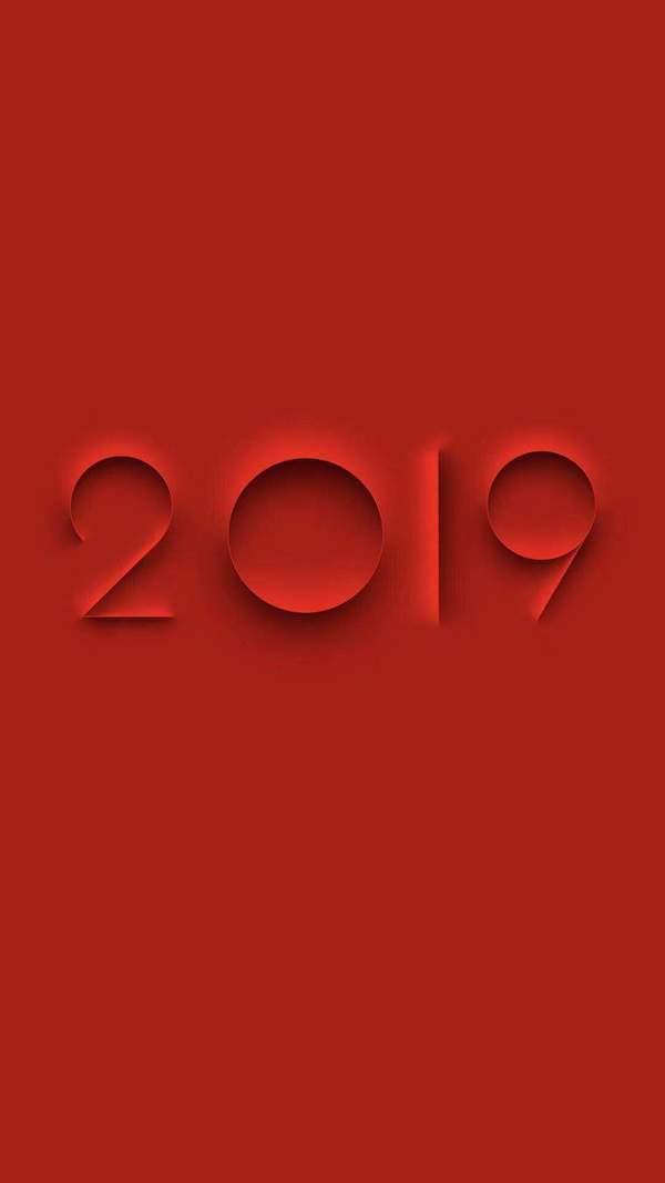 2019新年倒计时壁纸