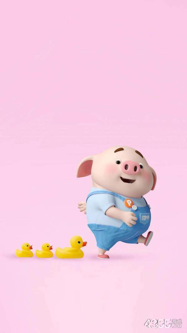 2019豬小屁手機壁紙