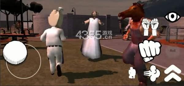搞笑恐怖游戲中文版