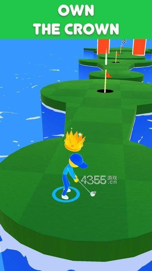 高尔夫比赛手游