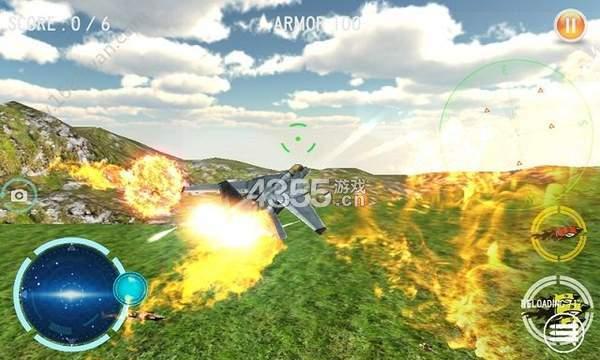 天空力量3D版