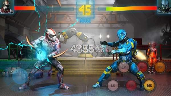 未來世界機器人戰斗