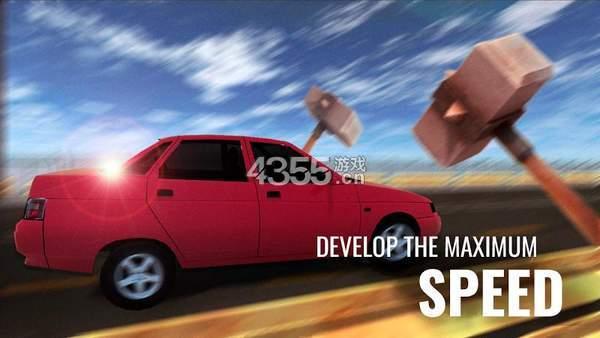 汽車無賴特技比賽