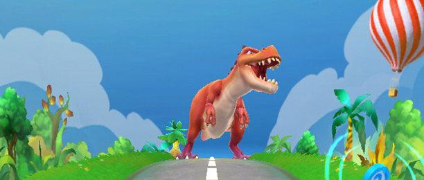 类似疯狂恐龙世界的游戏合集