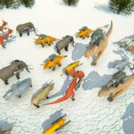野獸王國戰爭模擬器