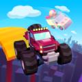 小車跳躍3D