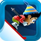 滑雪大冒险经典版