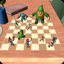 王者战争玩具自走棋