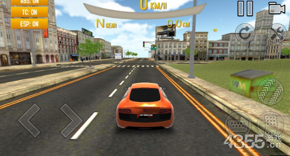 极端驾驶模拟器2019