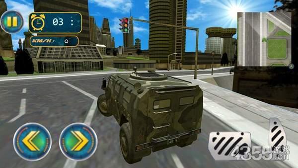 陆军机器人变换战争3D苹果版