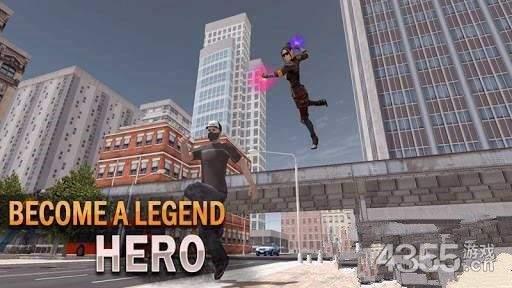 超级英雄罪恶之城