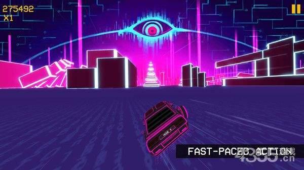 霓虹之眼危险驾驶