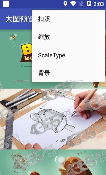 大图预览app