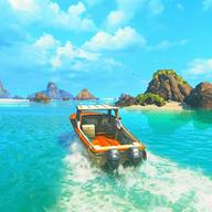 木筏求生存神秘海域