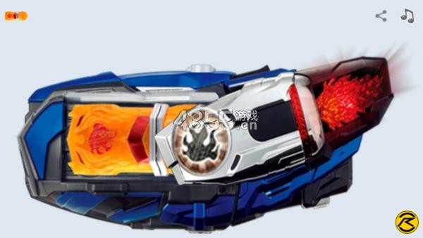 假面骑士mach belt模拟器