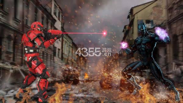 闪光豹英雄城市战争