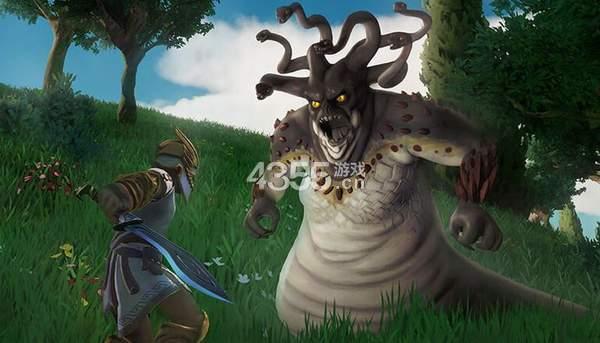 育碧众神与怪兽