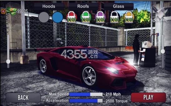 奔驰C63模拟器