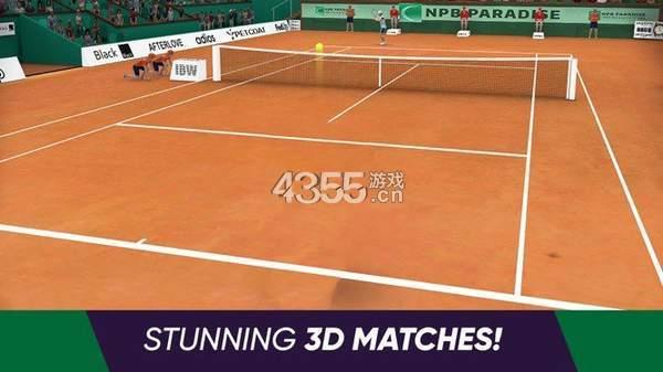 网球锦标赛2019