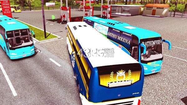 巴士赛车模拟器3D