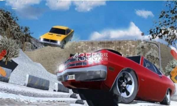 肌肉赛车模拟器
