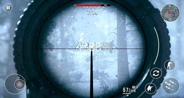 冬季狙击手中文破解版
