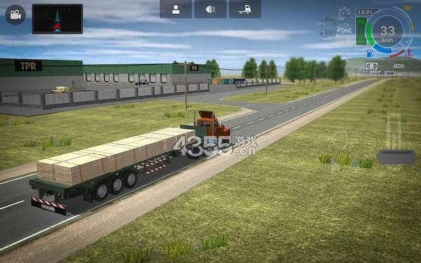 大卡车模拟2汉化破解版