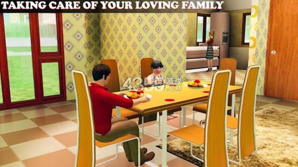 虚拟妈妈家庭模拟器