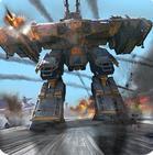 泰坦机器人对战