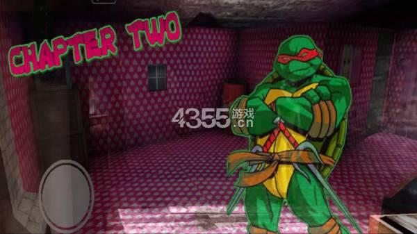 恐怖忍者神龜