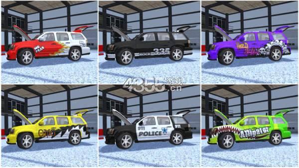 城市汽車模擬器2020