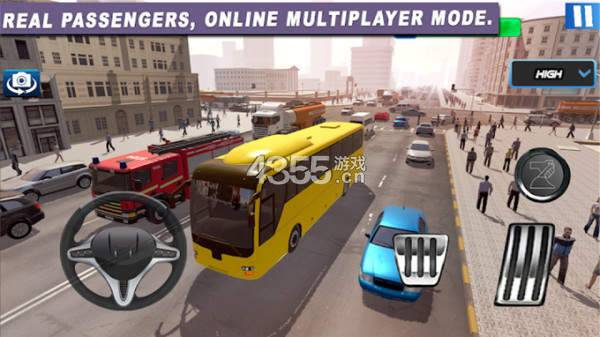 教練巴士模擬器2020