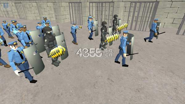 監獄戰斗模擬器破解版
