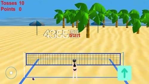 沙滩排球比赛最新版