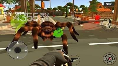 蜘蛛猎手破解版