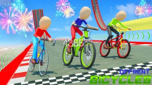 疯狂自行车赛2020