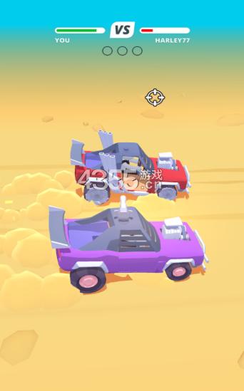 荒原疯狂汽车