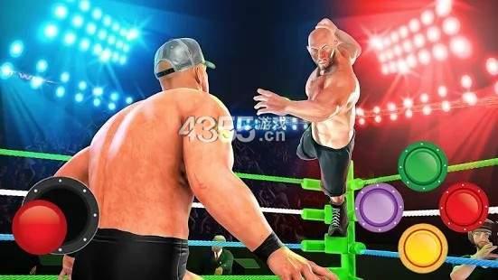职业摔角比赛搏击赛