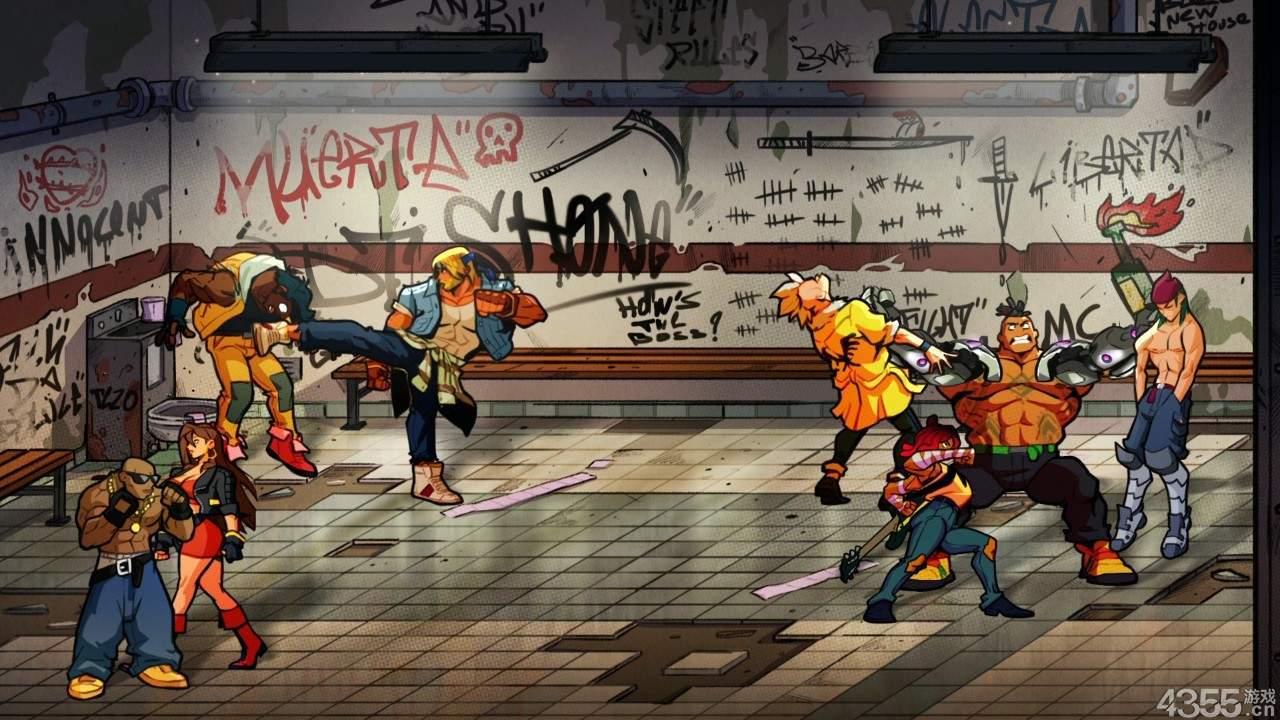 怒之铁拳4(Streets of Rage 4)