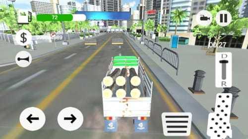 巨型卡车模拟器