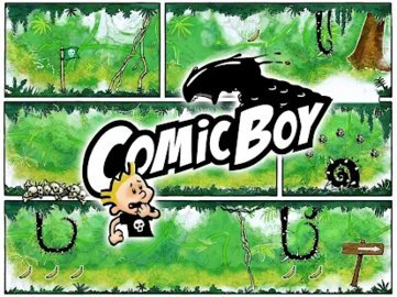 Comic Boy中文版
