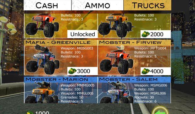 怪物卡车3D