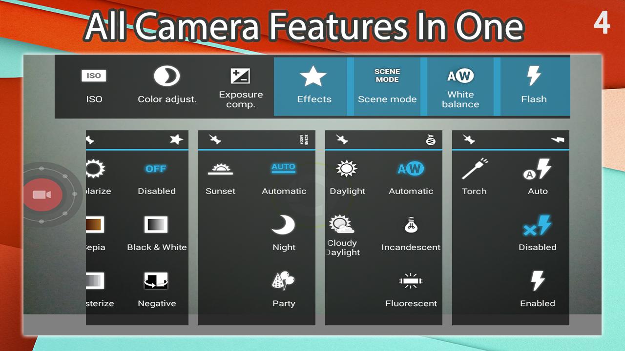 inface相机软件